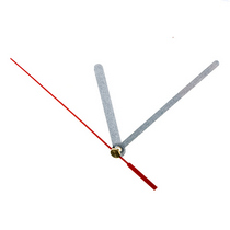 Cтрелки для часов L8.2, цвет - серебро