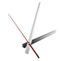 Cтрелки для часов L2.2, цвет - серебро