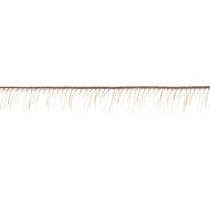 Ресницы для кукол Natural, цвет блонд, 3-4 мм.