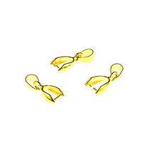 Держатель кулона 2 см, цвет - золото, 1шт