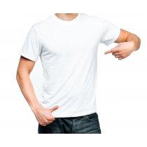 Футболка мужская, цвет белый, размер S