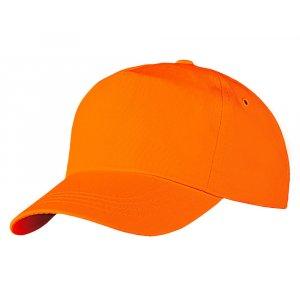Заготовка для декорирования кепка оранжевая