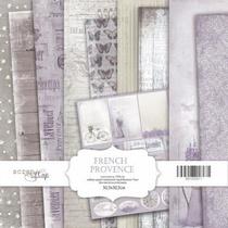 "Набор односторонней бумаги 30х30см ""French Provence"" 10шт"