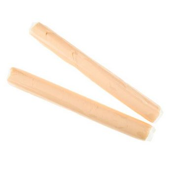 полимерная глина пластишка Lema пастель, кремовый №0620, 17 г