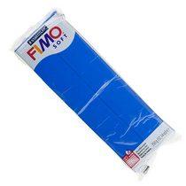 Полимерная глина Fimo Soft, 350г №33 - синий