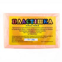 Полимерная глина пластишка/bebik телесная, 250 г, 0103