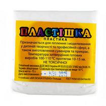 Полимерная глина пластишка/bebik белая, 75 г, 0101