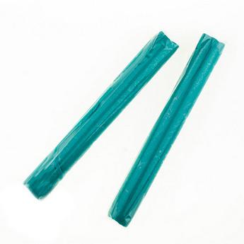 Полимерная глина пластишка/bebik бирюзовый, 17г, 0116