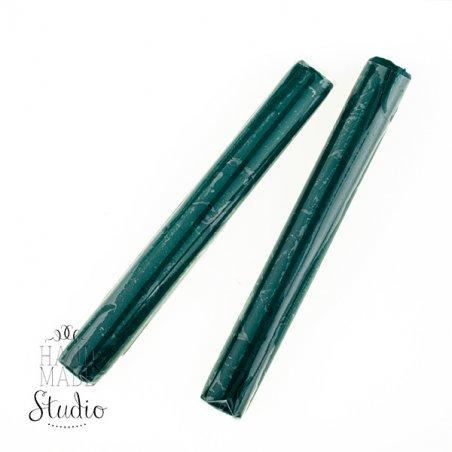 Полимерная глина пластишка/bebik изумрудная, 17г, 0120