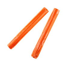 Полимерная глина пластишка/bebik оранжевая, 17г, 0107