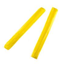 Полимерная глина пластишка/bebik светло-желтая, 17г, 0105
