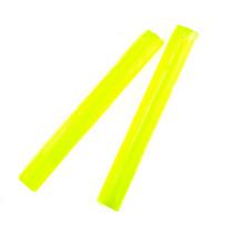 Полимерная глина пластишка лимонная  флуоресцентная, 17 г, 0202
