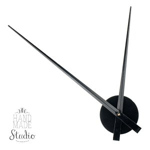 Часовой механизм со стрелками (усиленный)