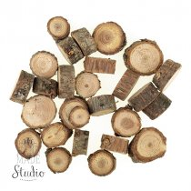 Срезы елочной веточки
