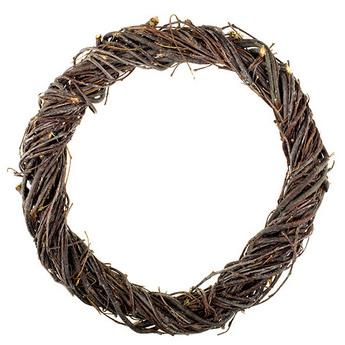 Венок из прутьев березы, 20 см