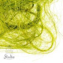 Сизаль, цвет хаки, 40 г.