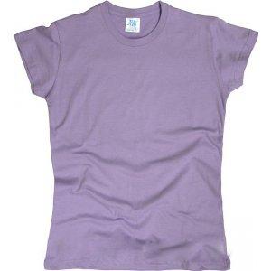 Футболка женская, цвет лавандовый, размер S
