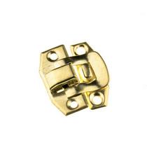 Замочек металлический №2, цвет золото, 2,1х2,5 см