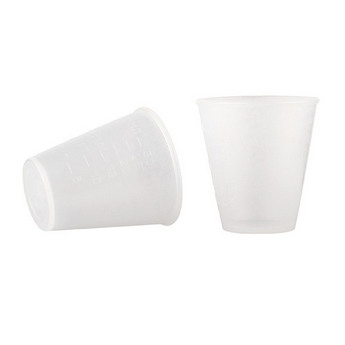 Пластиковый мерный стаканчик, 30 мл