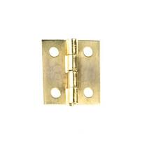 Завеса для шкатулки складывающаяся В-04, цвет золото, 1,8 см