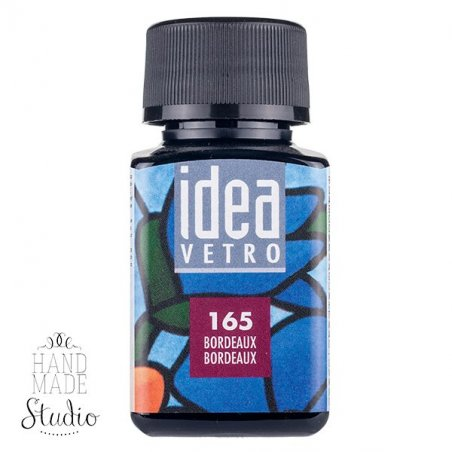 Краска для стекла Idea 157 Сиенна натуральная