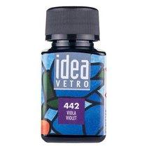 Краска для стекла Idea 442 Фиолетовый