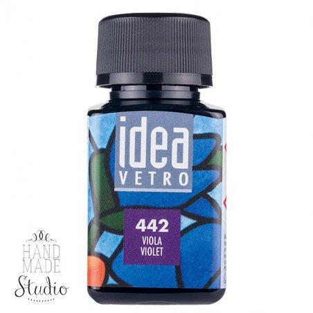 Краска для стекла Idea 426 Ультрамарин