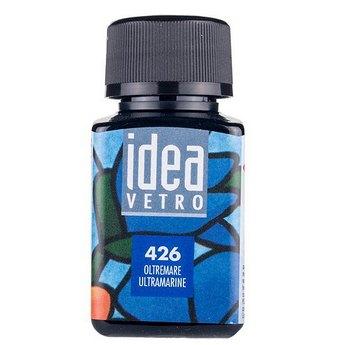 Краска для стекла Idea 408 Турецкая синяя