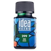 Краска для стекла Idea 299 Зеленый