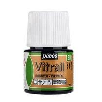 Краска для стекла прозрачная Vitrail 30 Песочная, 45мл.
