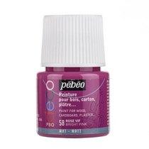 Акриловая краска Pebeo Deco Matt, яркий розовый 58