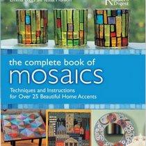 """Книга по работе с мозаикой """"The Complete Book of Mosaics"""""""