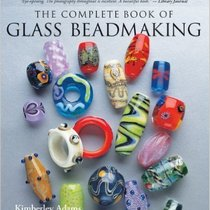 "Книга по лэмпворку ""The Complete Book of Glass Beadmaking"""