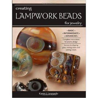 """Книга по лэмпворку """"Creating Lampwork Beads for Jewelry"""""""