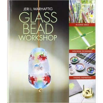 "Книга по лэмпворку ""Glass Bead Workshop"""