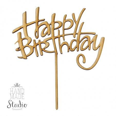 """Топлер """"Happy Birthday"""""""
