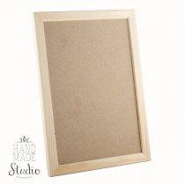24х18х2 см Деревянная рамочка без стекла