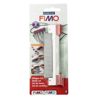 Ножи для для работы с полимерной глиной (Staedtler)
