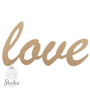 Слово Love №1