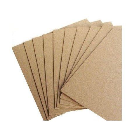 Пивной картон 1,5 мм, крафт 30*30 см