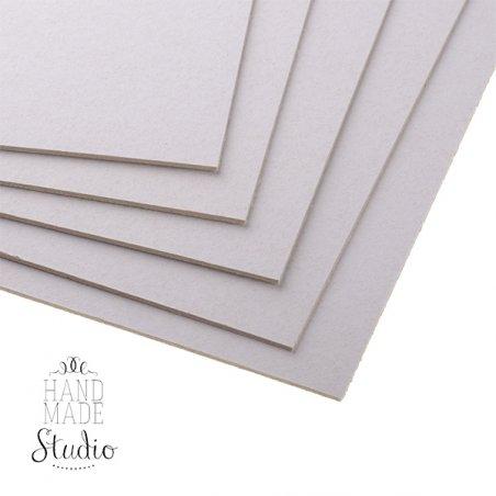 Пивной картон А5, 612г/м2, цвет белый E.W.(1,5 мм)