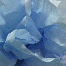 Бумага тишью, цвет - сизый, 50х70 см, 1 лист