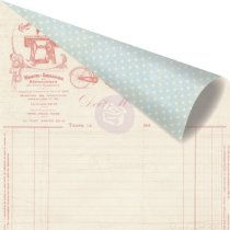 Двусторонняя бумага 30х30 Delight Paper- Discover от Prima Marketing