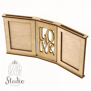 Рамочка для фотографий Love