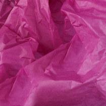 Бумага тишью, цвет - маджента