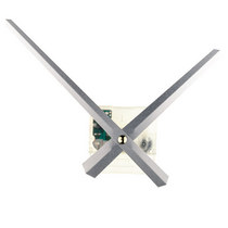 Часовой механизм с плавным ходом, прозрачный