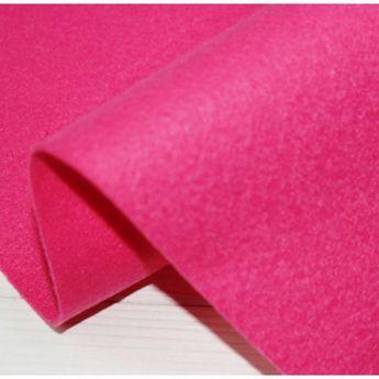 007 Фетр листовой, цвет розовый