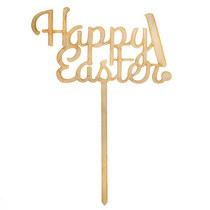 Топпер Happy Easter!, 18х10х17 см