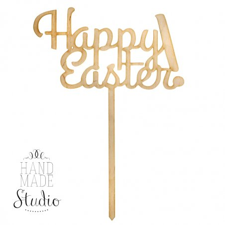 Топпер Happy Easter!