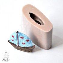 Форма-элит для мыла Кораблик маленький 3D